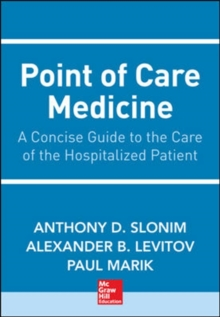 Point of Care Medicine, Spiral bound Book