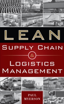 Lean Supply Chain and Logistics Management, EPUB eBook