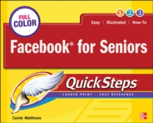 Facebook for Seniors QuickSteps, Paperback / softback Book