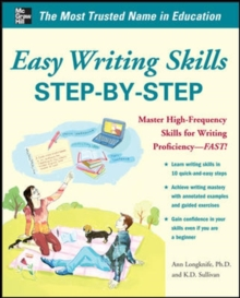 Easy Writing Skills Step-by-Step, Paperback / softback Book