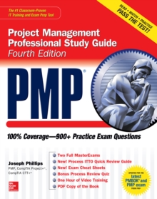 PMP Project Management Professional Study Guide, Fourth Edition, EPUB eBook