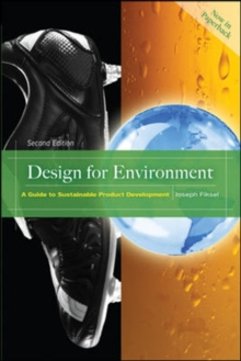 Design for Environment, Paperback Book