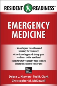 Resident Readiness Emergency Medicine, Paperback / softback Book