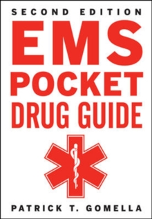 EMS Pocket Drug Guide 2/E, Paperback / softback Book