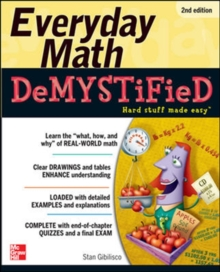 Everyday Math Demystified, Paperback / softback Book
