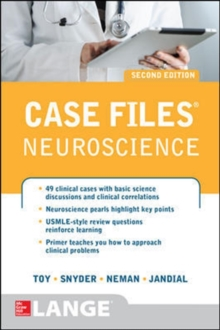 Case Files Neuroscience 2/E, Paperback / softback Book