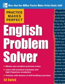 Practice Makes Perfect English Problem Solver, Paperback / softback Book