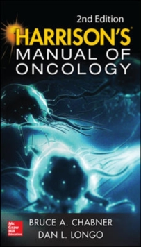 Harrisons Manual of Oncology 2/E, Paperback / softback Book