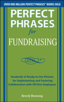 Perfect Phrases for Fundraising, Paperback / softback Book