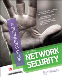 Network Security A Beginner's Guide, Third Edition, Paperback / softback Book