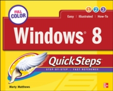 Windows 8 QuickSteps, Paperback Book