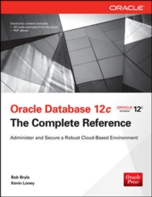Oracle Database 12c The Complete Reference, Hardback Book