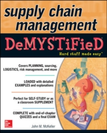 Supply Chain Management Demystified, Paperback / softback Book