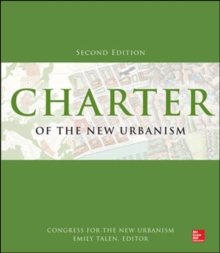 Charter of the New Urbanism, Paperback / softback Book