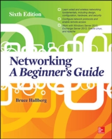 Networking: A Beginner's Guide, Sixth Edition, Paperback Book