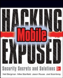 Hacking Exposed Mobile, Paperback / softback Book