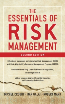 The Essentials of Risk Management, Second Edition, Hardback Book
