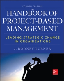 Handbook of Project-Based Management, Hardback Book