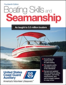 Boating Skills and Seamanship, Paperback / softback Book