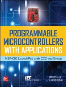 Programmable Microcontrollers with Applications, Hardback Book