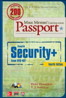 Mike Meyers' CompTIA Security+ Certification Passport, Fourth Edition  (Exam SY0-401), Book Book