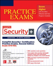 CompTIA Security+ Certification Practice Exams, Second Edition (Exam SY0-401), CD-Extra Book