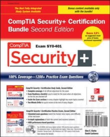CompTIA Security+ Certification Bundle, Second Edition (Exam SY0-401), Book Book