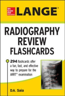 LANGE Radiography Review Flashcards, Other book format Book