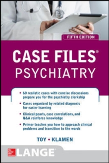 Case Files Psychiatry, Fifth Edition, Paperback Book