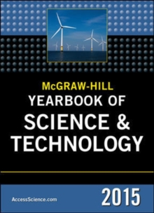 McGraw-Hill Education Yearbook of Science & Technology 2015, Hardback Book