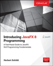 Introducing JavaFX 8 Programming, Paperback / softback Book