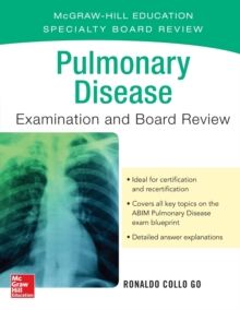 Pulmonary Disease Examination and Board Review, Paperback / softback Book