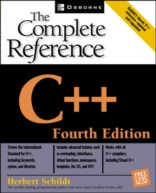 C++: The Complete Reference, Paperback / softback Book