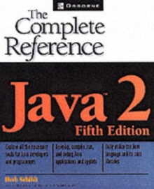 Java 2: The Complete Reference, Fifth Edition, PDF eBook