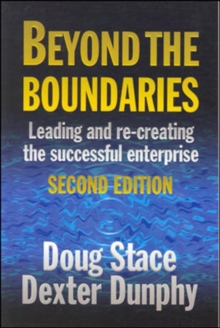 Beyond the Boundaries, Paperback / softback Book