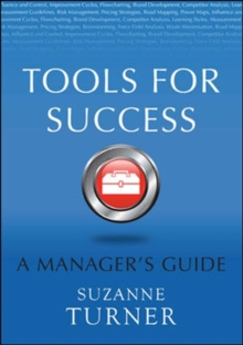 Tools for Success: A Manager's Guide, Paperback / softback Book