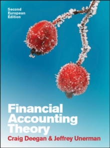 Financial Accounting Theory: European Edition, Paperback Book