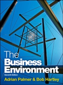 The Business Environment, Paperback / softback Book