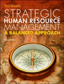STRATEGIC HUMAN RESOURCE MANAGEMENT, Paperback Book