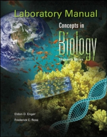 Laboratory Manual Concepts in Biology, Spiral bound Book