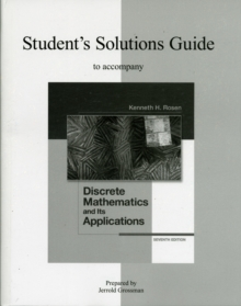 STUDENTS SOLUTIONS GUIDE ACCOM DIS MATH, Paperback Book