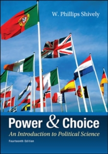 Power & Choice: An Introduction to Political Science, Paperback / softback Book