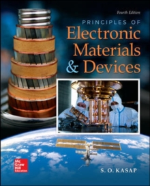 Principles of Electronic Materials and Devices, Hardback Book