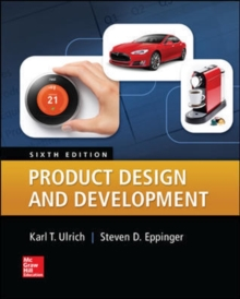Product Design and Development, Hardback Book