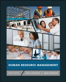 Human Resource Management, Hardback Book