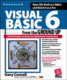 Visual Basic 6 from the Ground Up, Paperback / softback Book