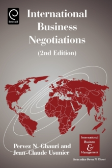 International Business Negotiations, Paperback / softback Book