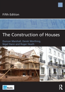 The Construction of Houses, Paperback Book