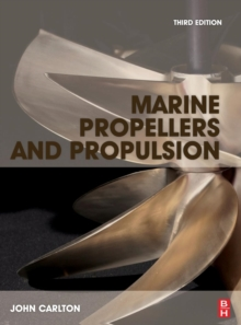 Marine Propellers and Propulsion, Hardback Book
