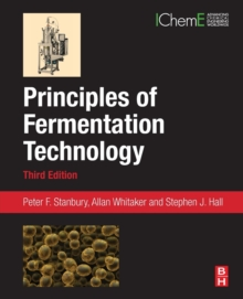 Principles of Fermentation Technology, Paperback / softback Book